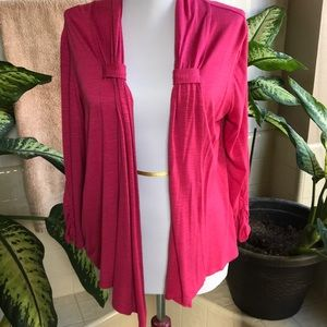Pretty Elementz rose layering top